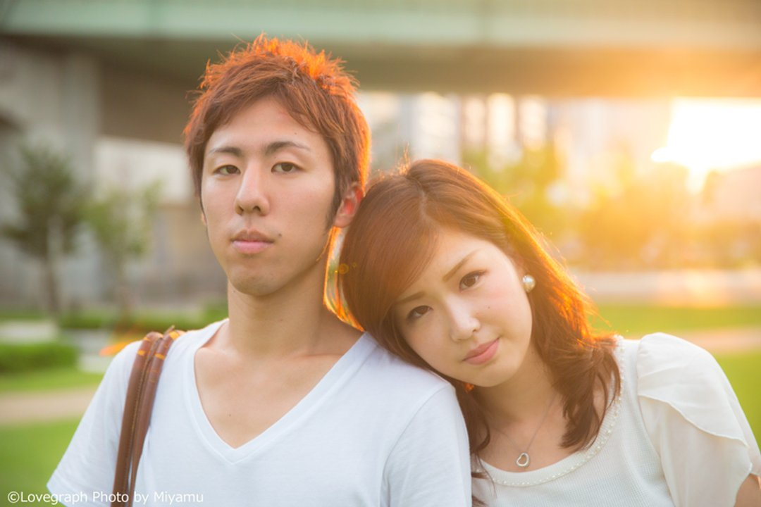 Shu-ya × Namika | カップルフォト