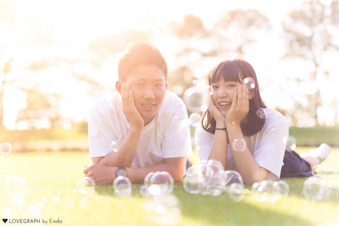 Mei × Kyonosuke   カップルフォト