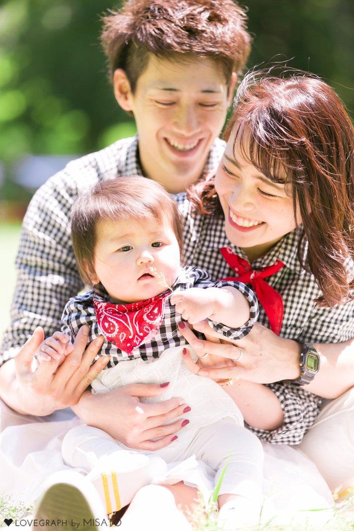 Yuuri × Ereno × Ryoma | 家族写真(ファミリーフォト)