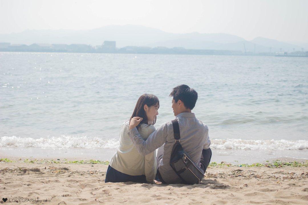 Ayako × Yasumasa   カップルフォト