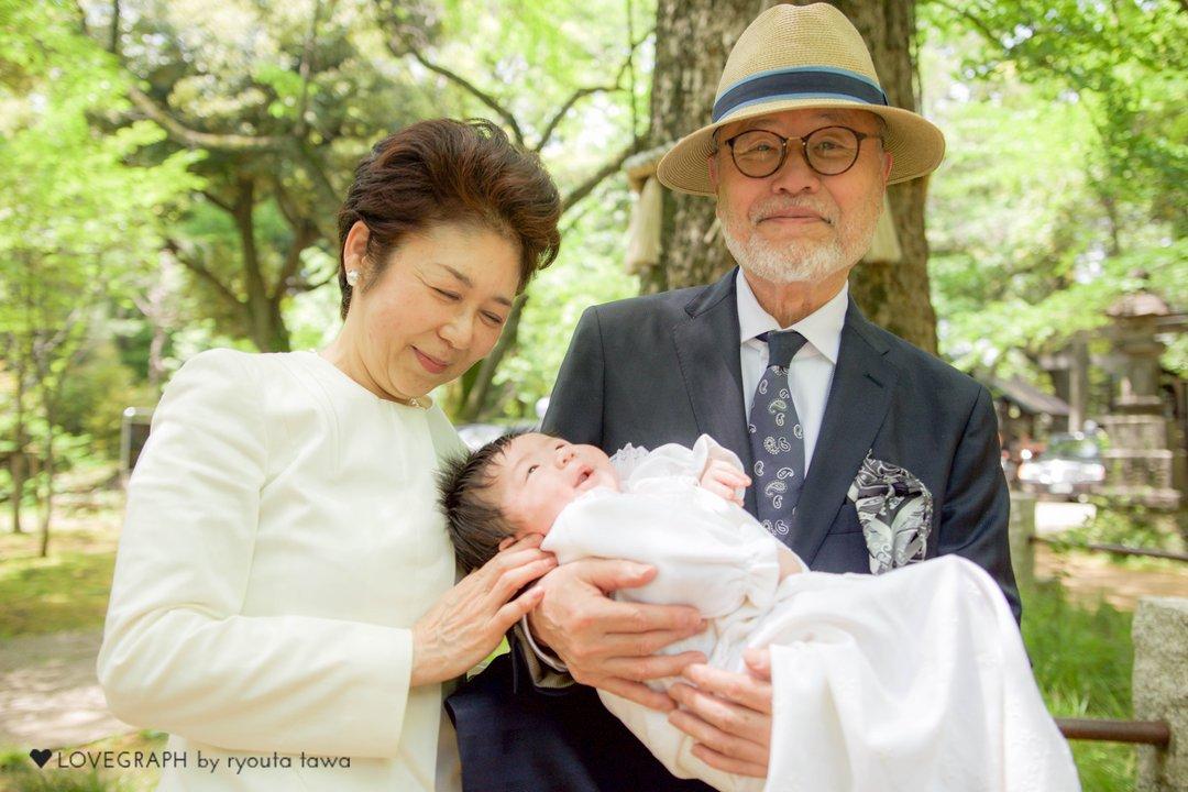Kohei × Marika | 家族写真(ファミリーフォト)