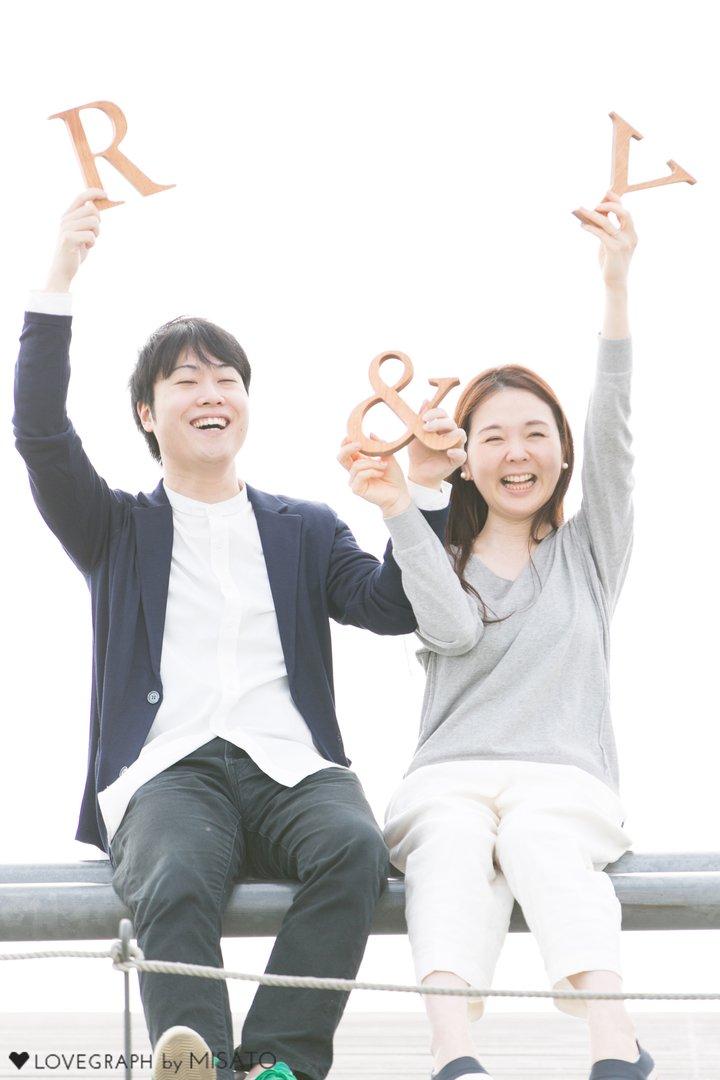 Ryosuke × Yuki | 夫婦フォト