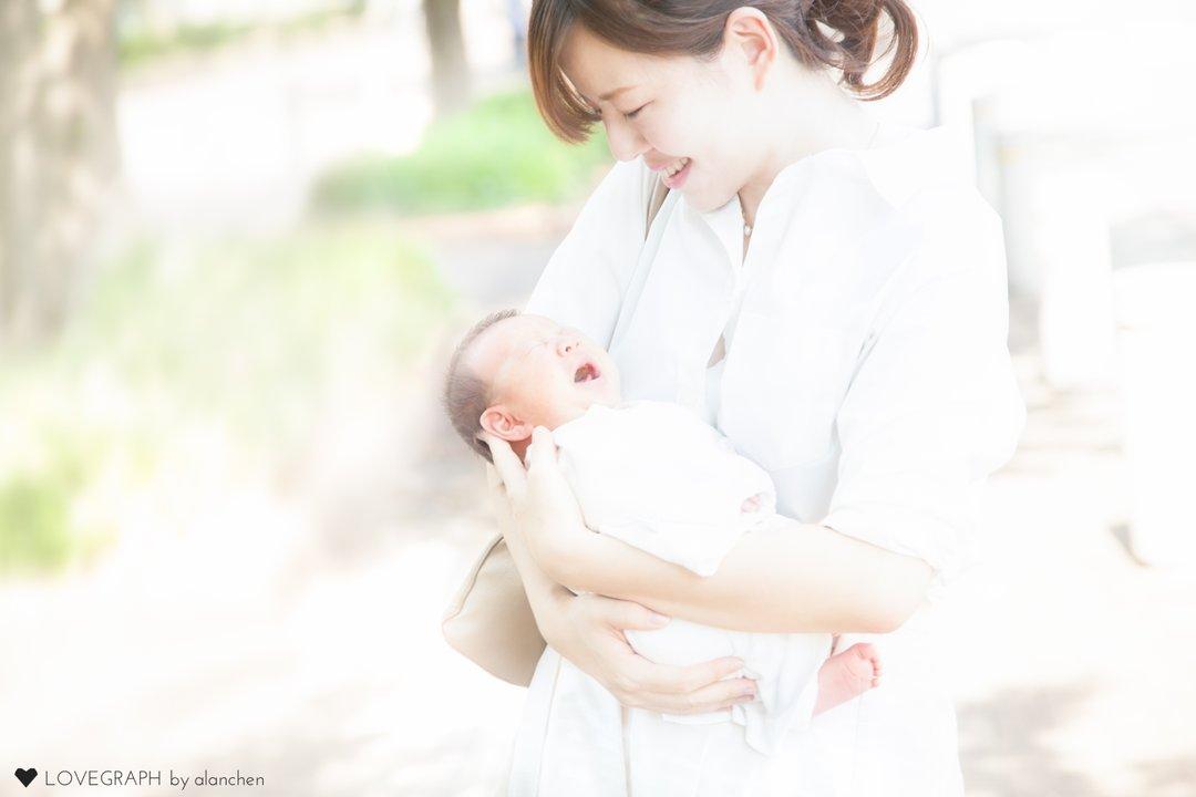 Mariko × Hiroya | 家族写真(ファミリーフォト)