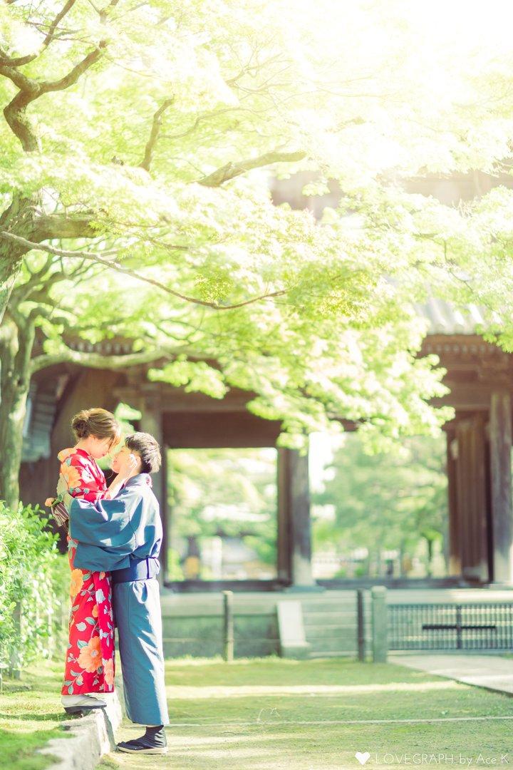 Arisa × Jiro | カップルフォト