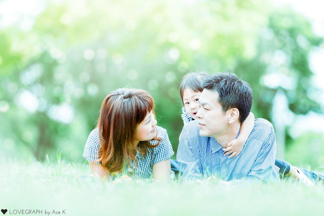 Tamaki × Yusuke × Yukina | 家族写真(ファミリーフォト)
