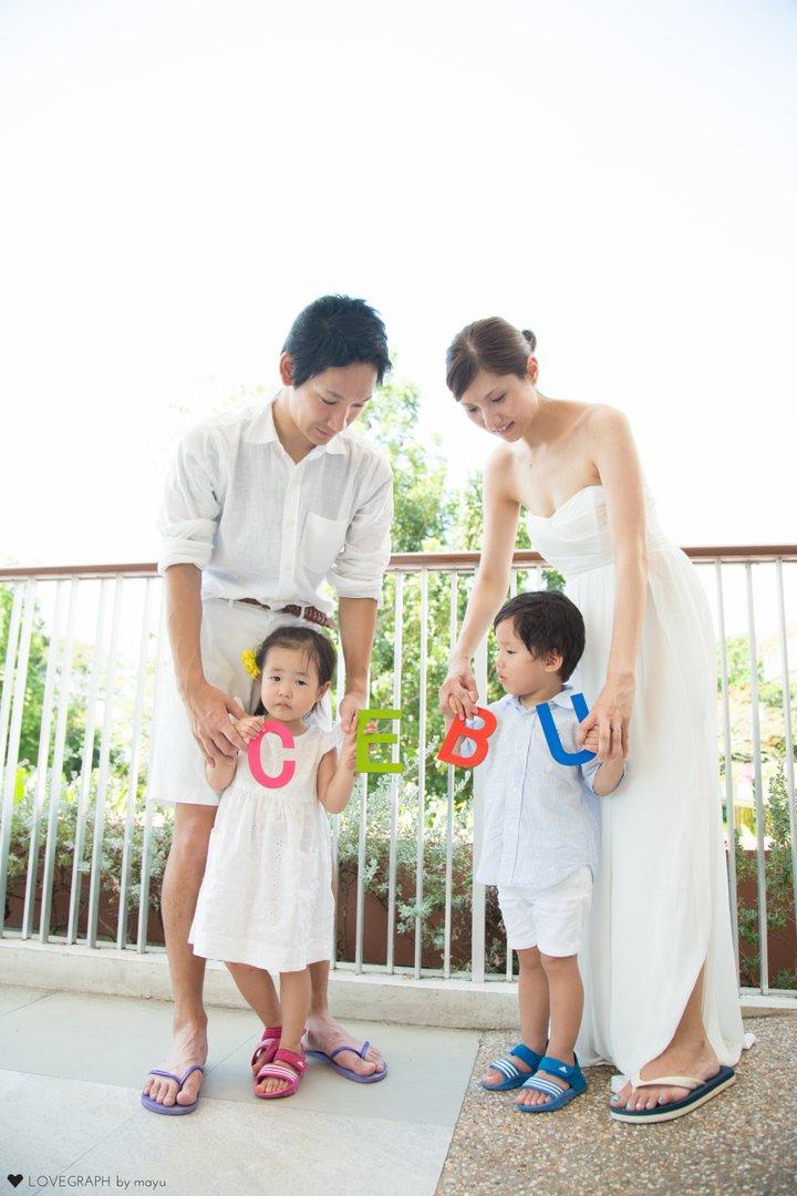 Miho × Keisuke × Ichito × Yu | 家族写真(ファミリーフォト)