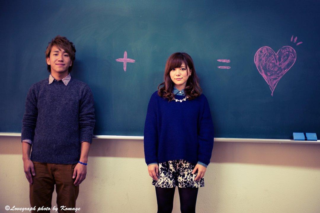 Jumpei × Asuka   カップルフォト