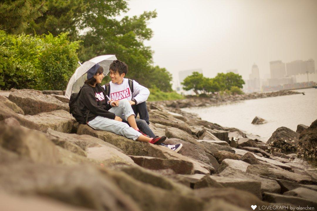 Haruka × Jiei | カップルフォト