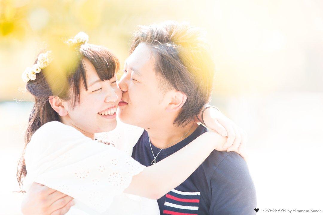Yuka × Takuya | カップルフォト