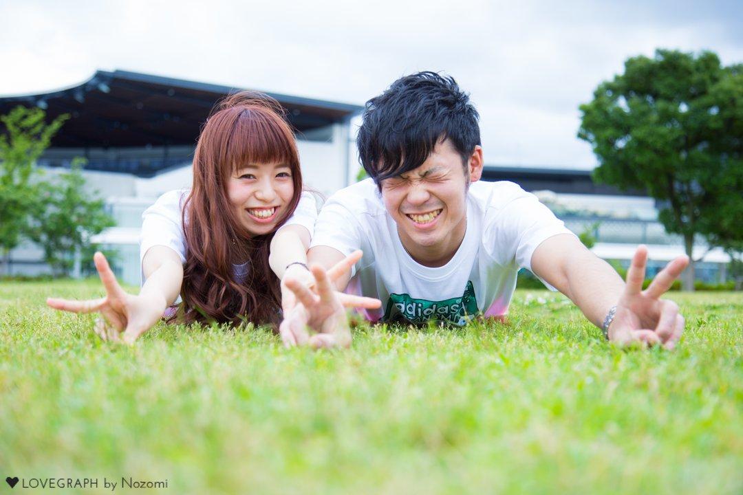 Mai × Kouki | カップルフォト