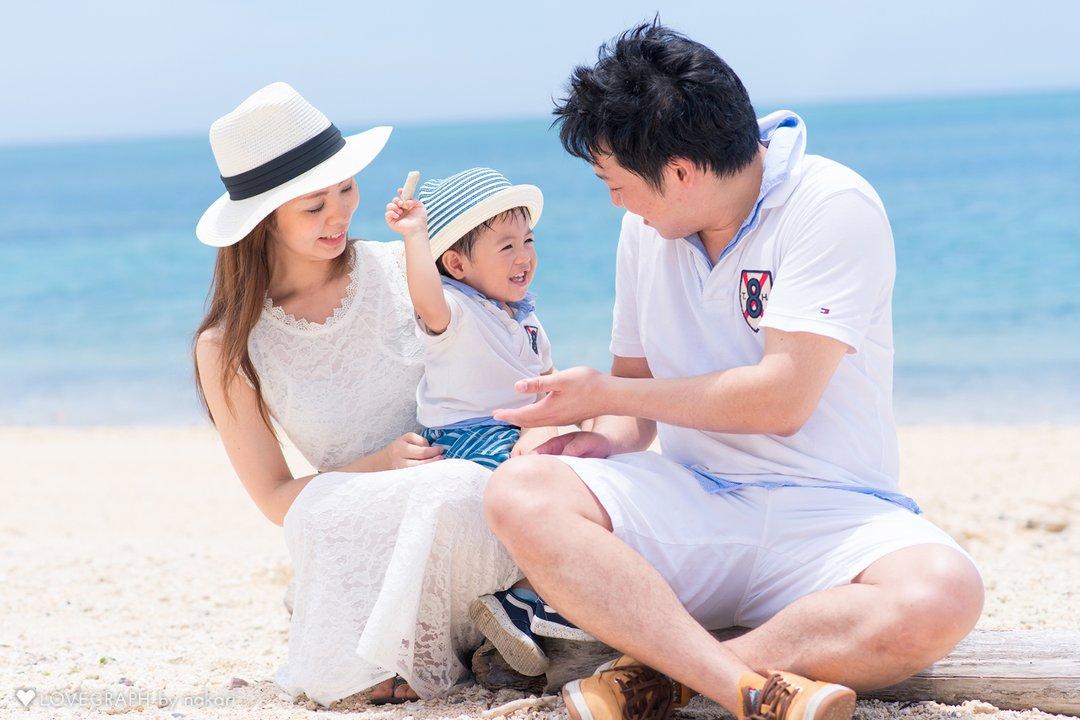 Akiko × Koki   家族写真(ファミリーフォト)