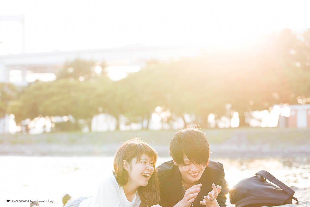 Asuka × Satoshi   カップルフォト