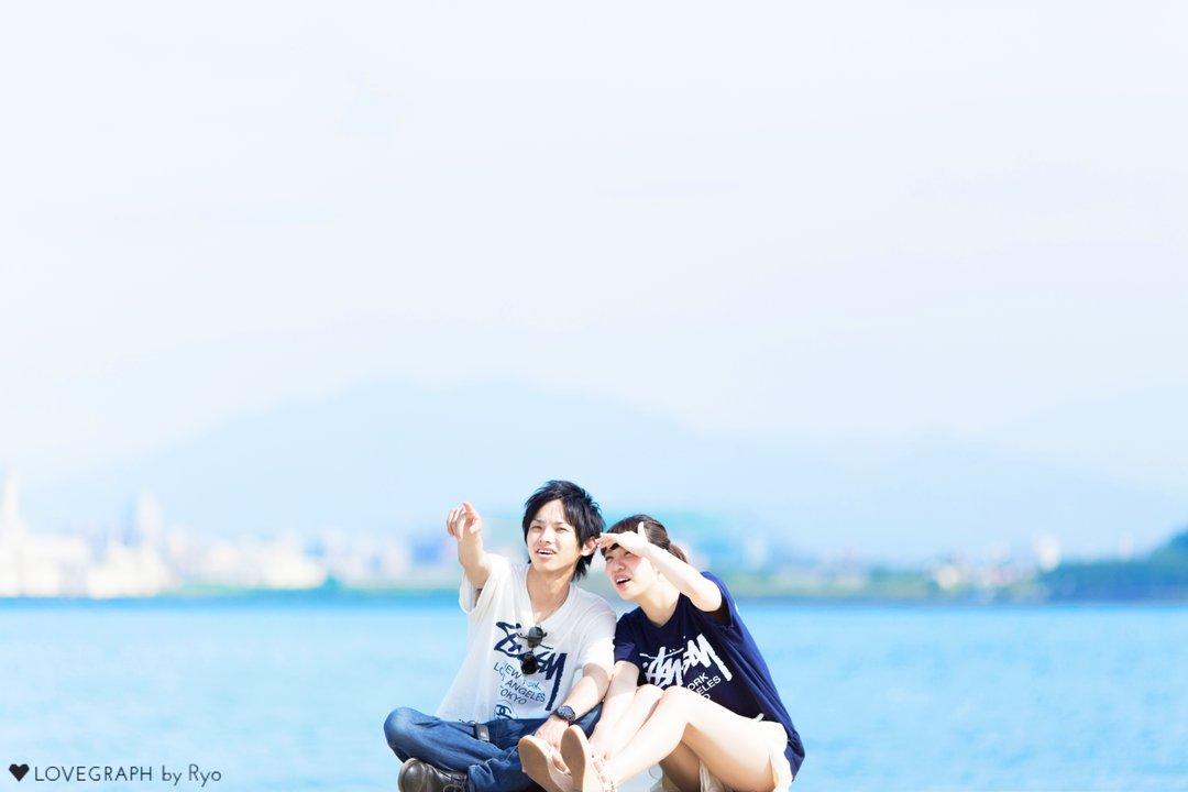 Riina × Takahiro | カップルフォト