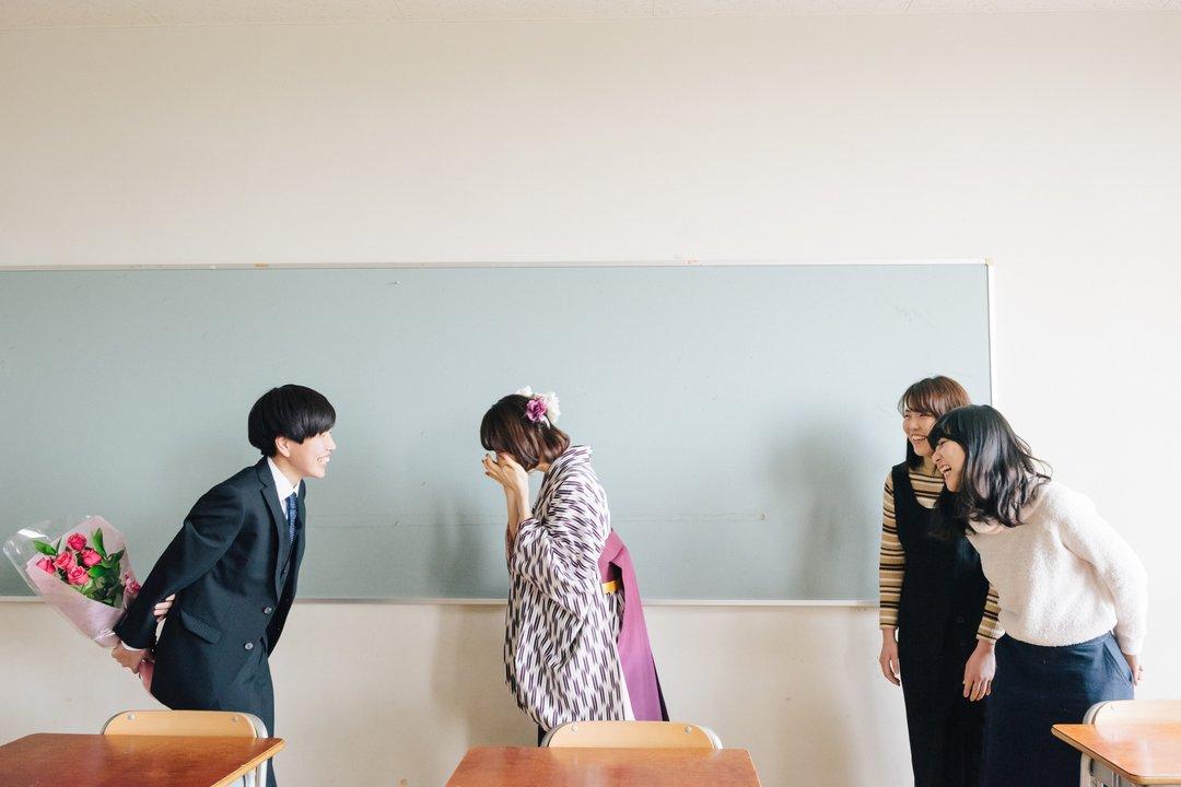 Aya × Wazuka × Hiroko × Sayaka | フレンドフォト(友達)