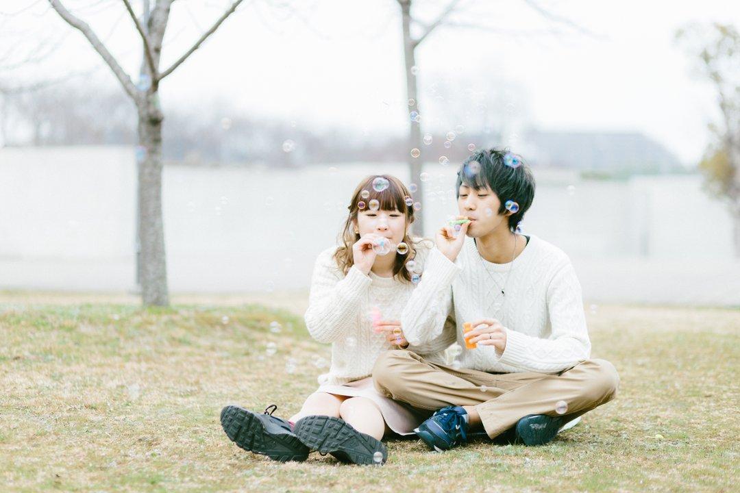 Kazuki×Saki | カップルフォト