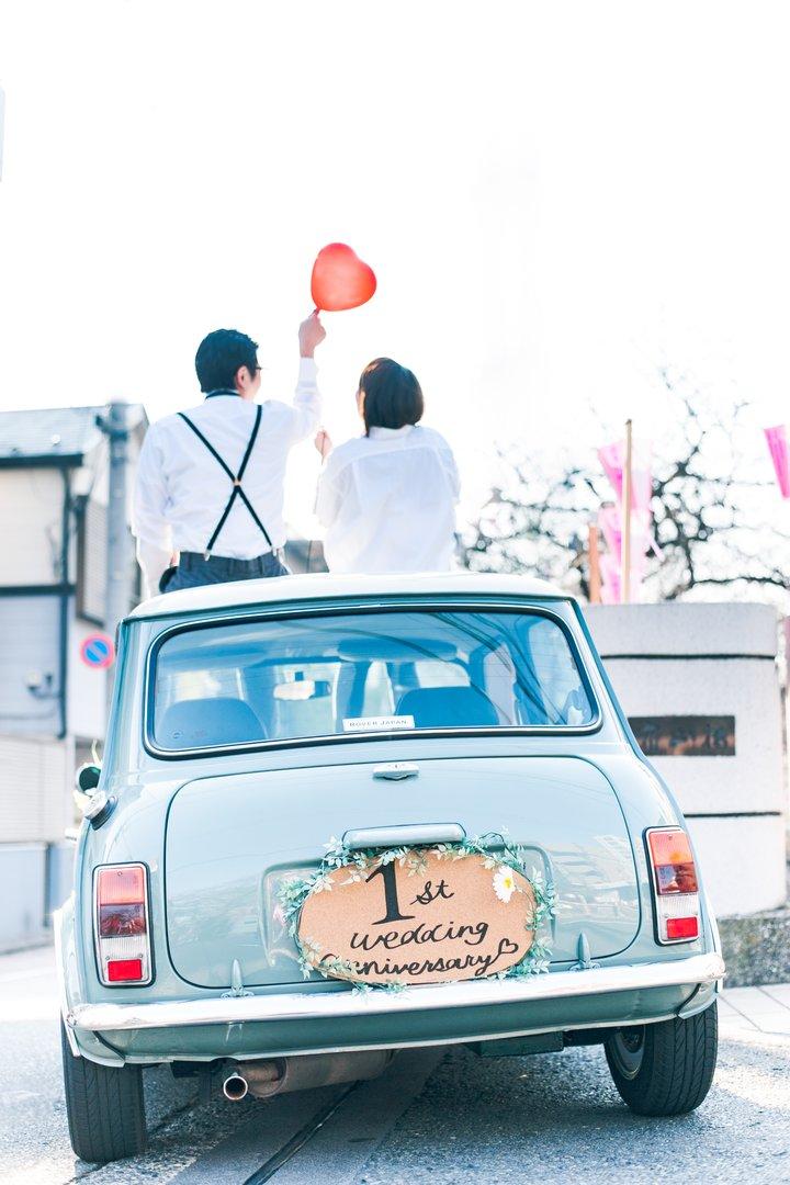 Hitomi×Keita | 夫婦フォト