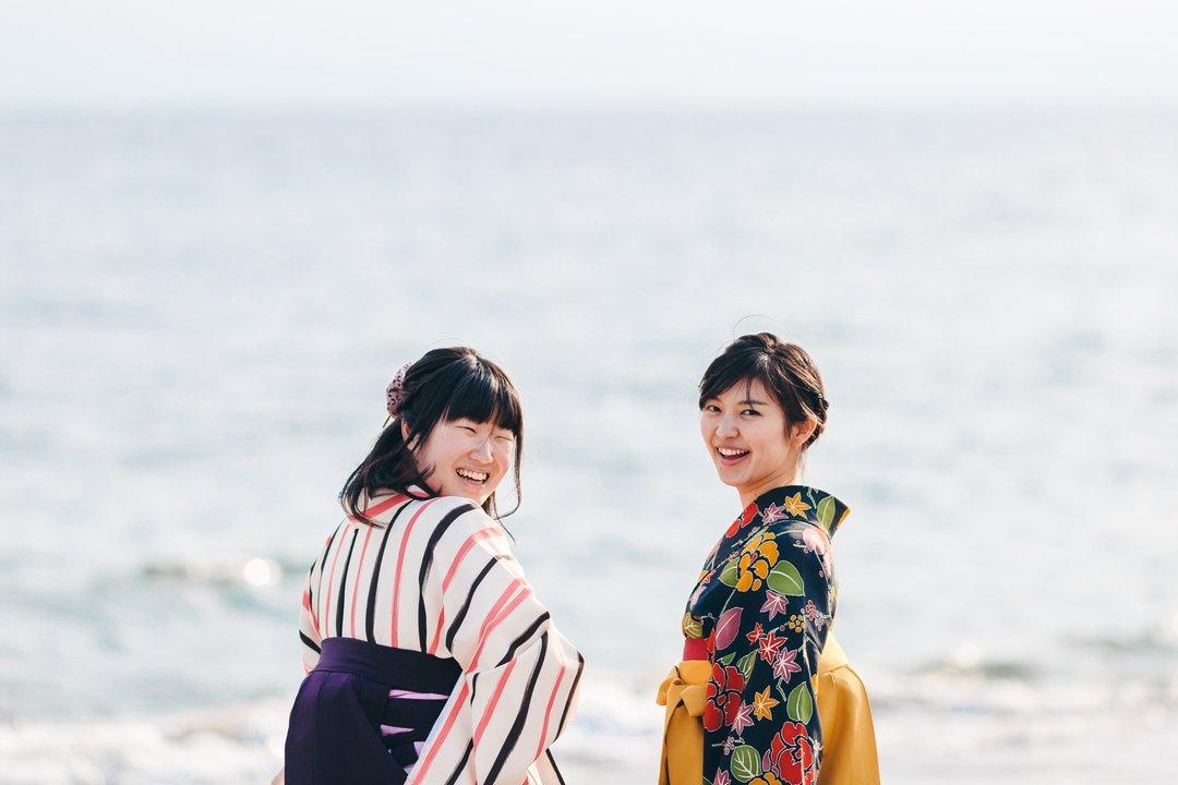 Risa × yuka | フレンドフォト(友達)