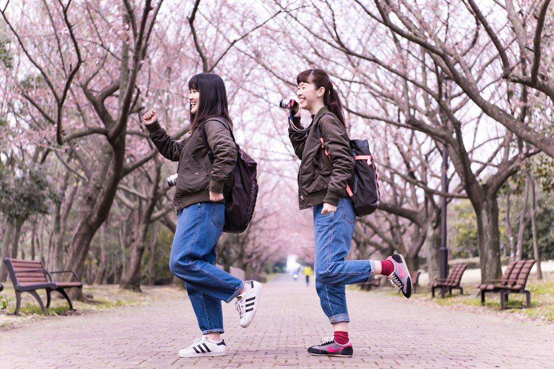 Chihiro×Haruchan | フレンドフォト(友達)