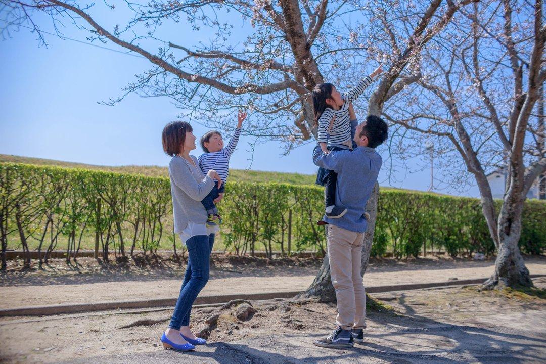Saki×Naoki | 家族写真(ファミリーフォト)
