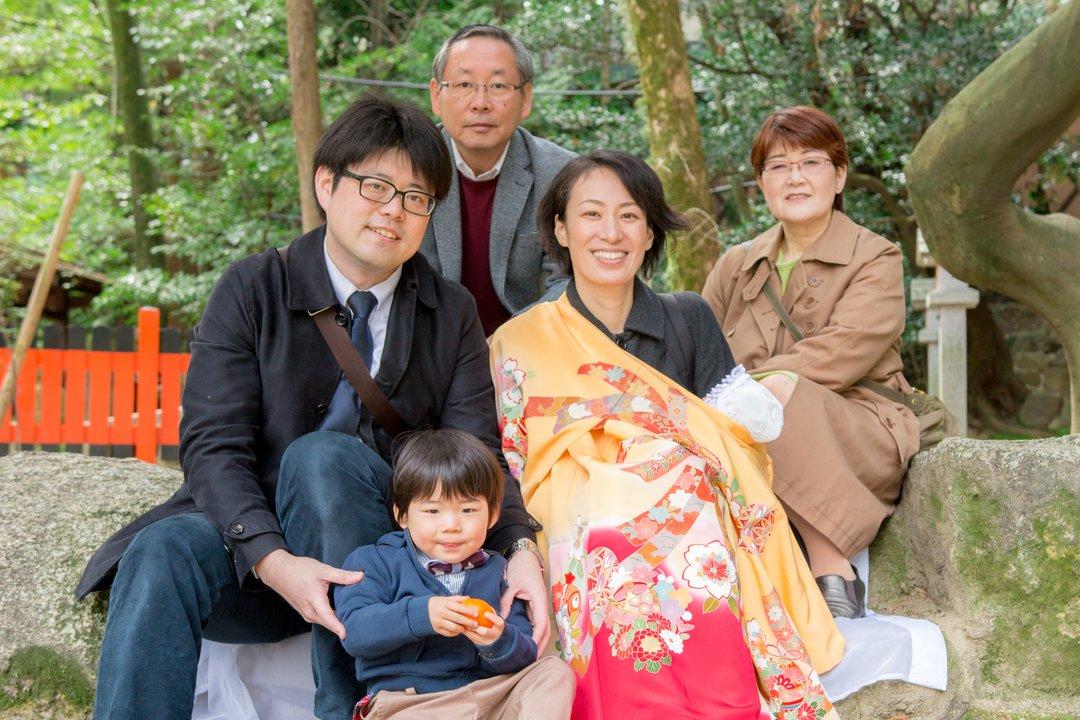Mikiko×Masahiro | 家族写真(ファミリーフォト)