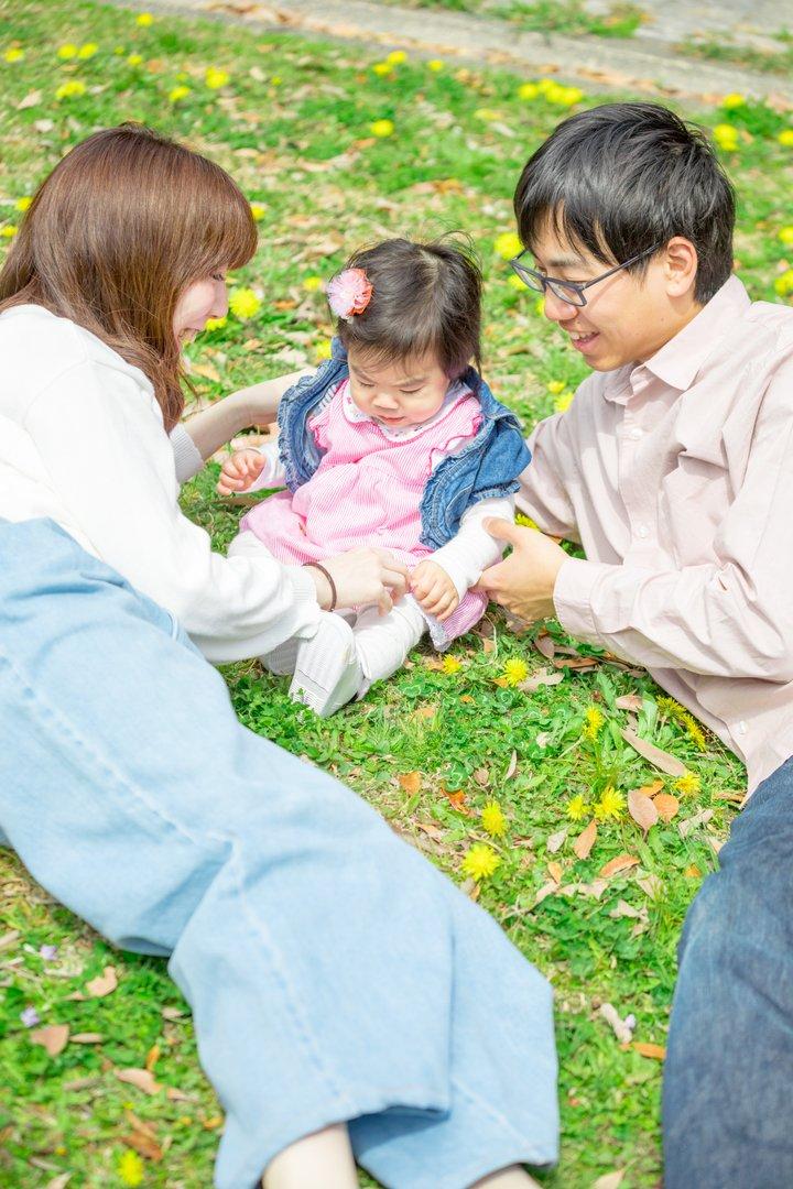 Sachika×Takuya   家族写真(ファミリーフォト)