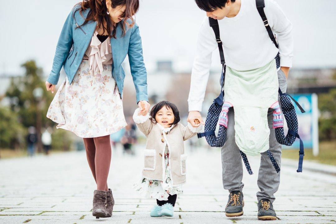 Anna×Kenji | 家族写真(ファミリーフォト)