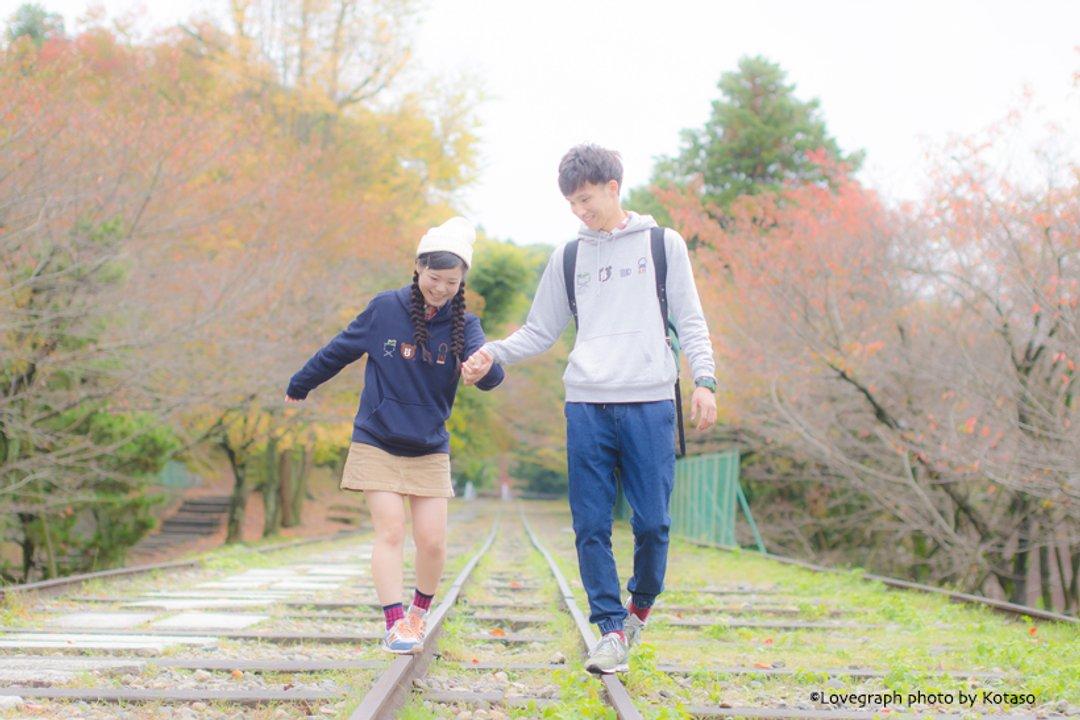 Satoshi × Nao | カップルフォト