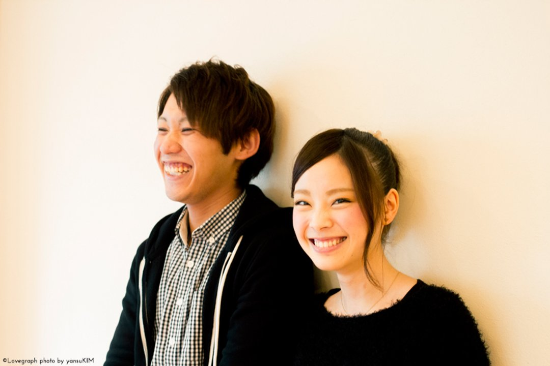 Yusuke × Maho   カップルフォト