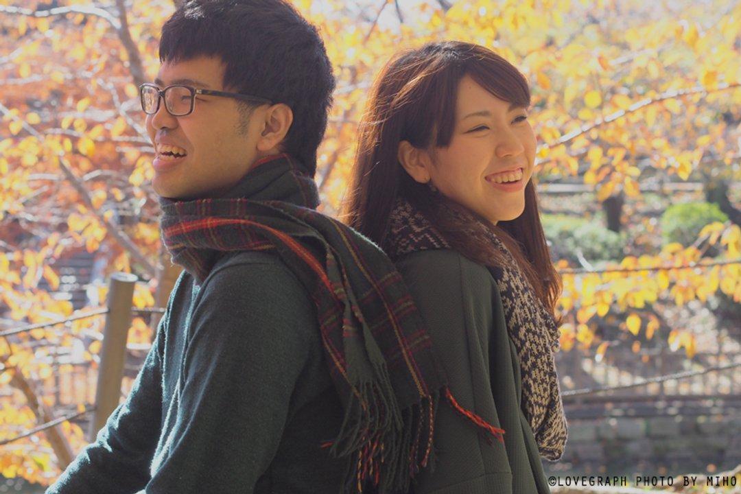 Hiroshi × Risa   カップルフォト