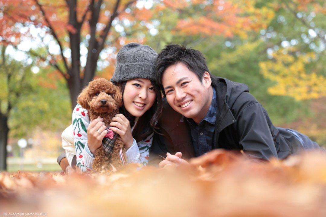 Kenichi × Aoi   夫婦フォト