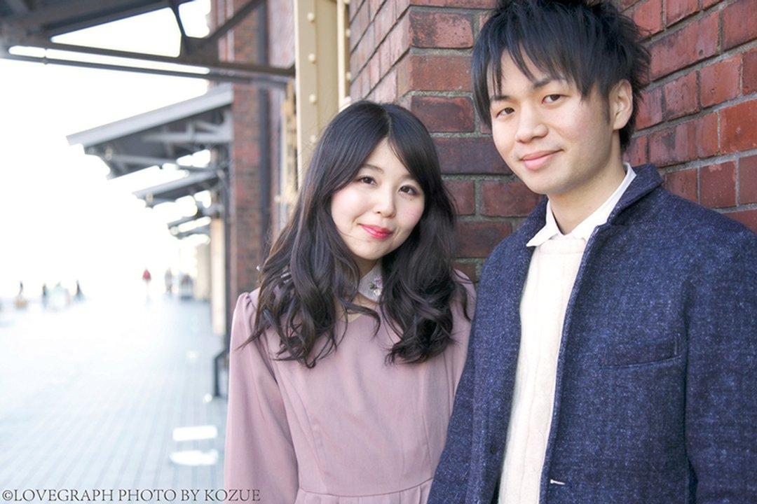 Toshiki × Yuka | カップルフォト