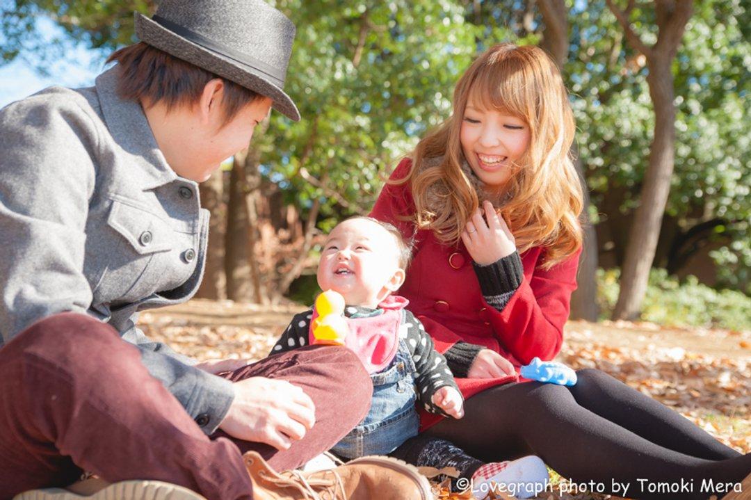 Dan × Akane × Rimana | 家族写真(ファミリーフォト)