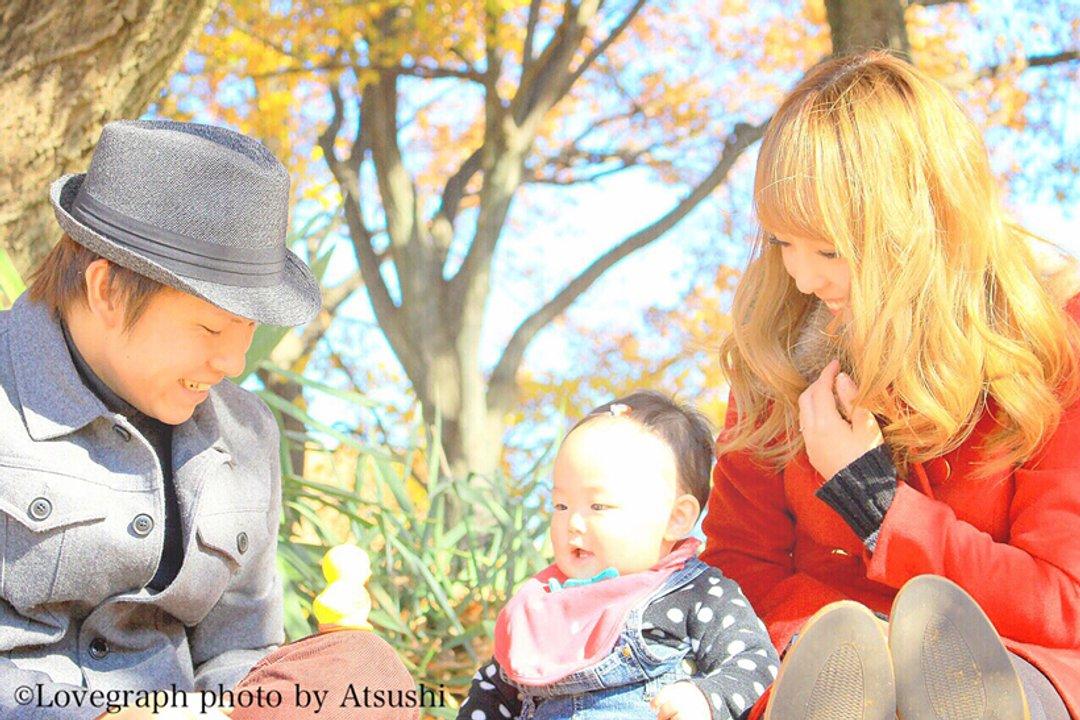 Dan × Akane × Rimana   家族写真(ファミリーフォト)