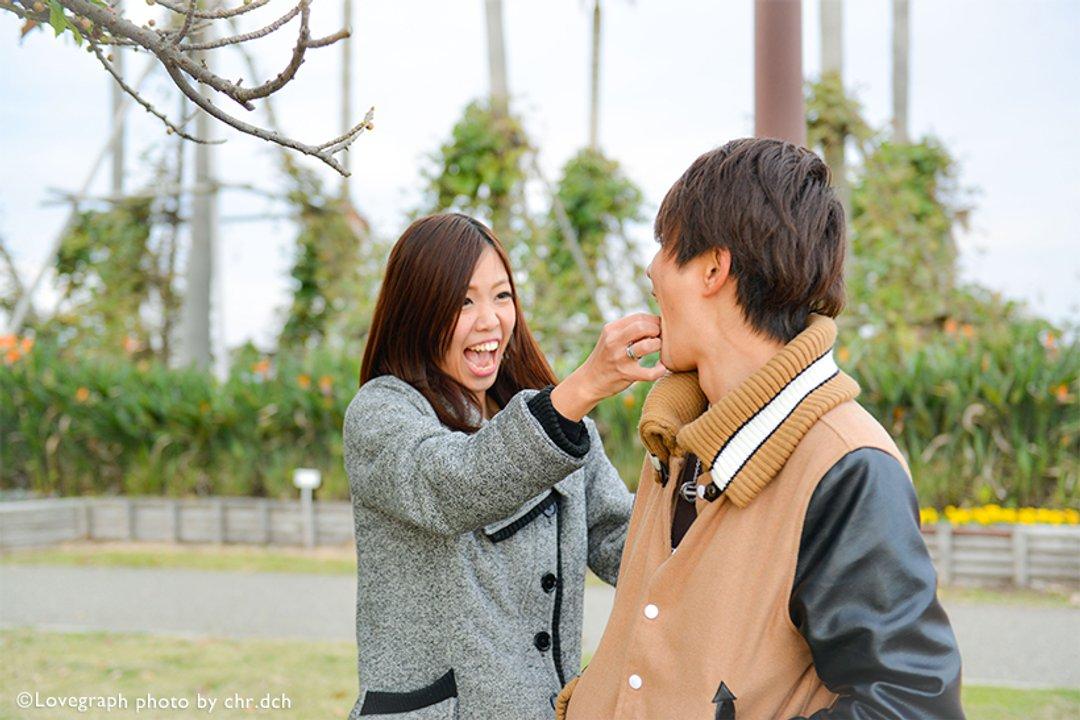 Makoto × Hirari | カップルフォト