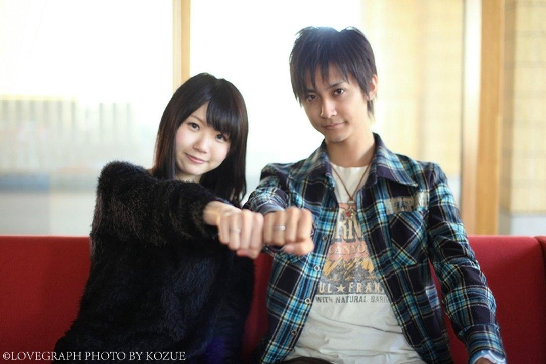 Ryoji × Saori | カップルフォト