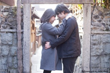 Masahiro × Yayoi | カップルフォト