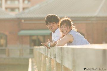 Yuki × Ayaka | カップルフォト